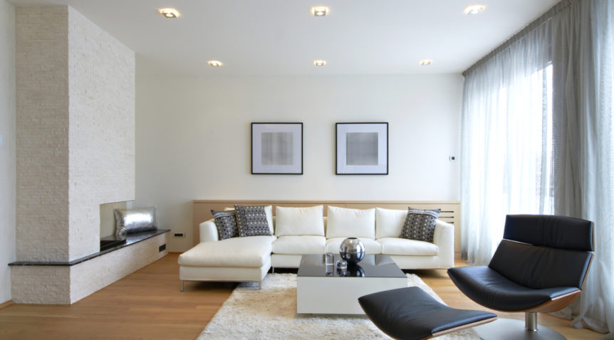 Décoration moderne de salon : bien choisir des meubles de qualité