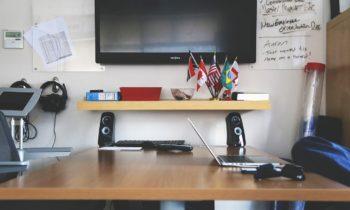 hauteur table tv