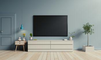 meuble bien adapté à sa télévision