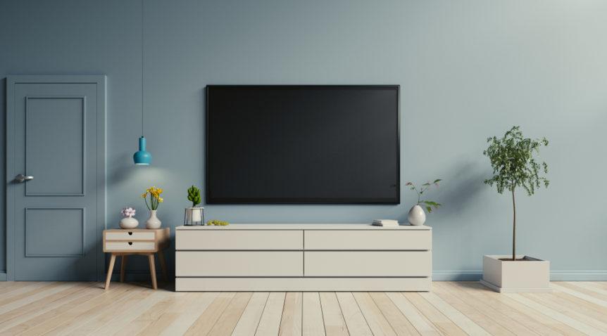 Choisir un meuble bien adapté à sa télévision