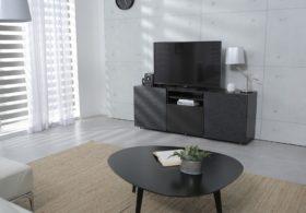 Un meuble télé, quelques conseils pour bien l'intégrer.