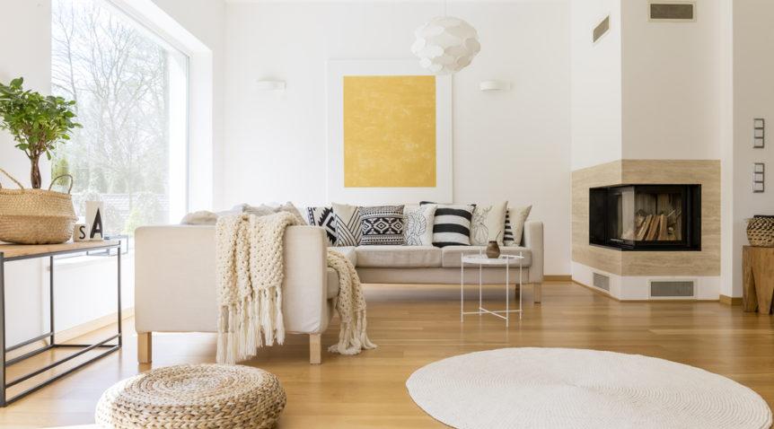 Astuces pour avoir un salon confortable et chaleureux